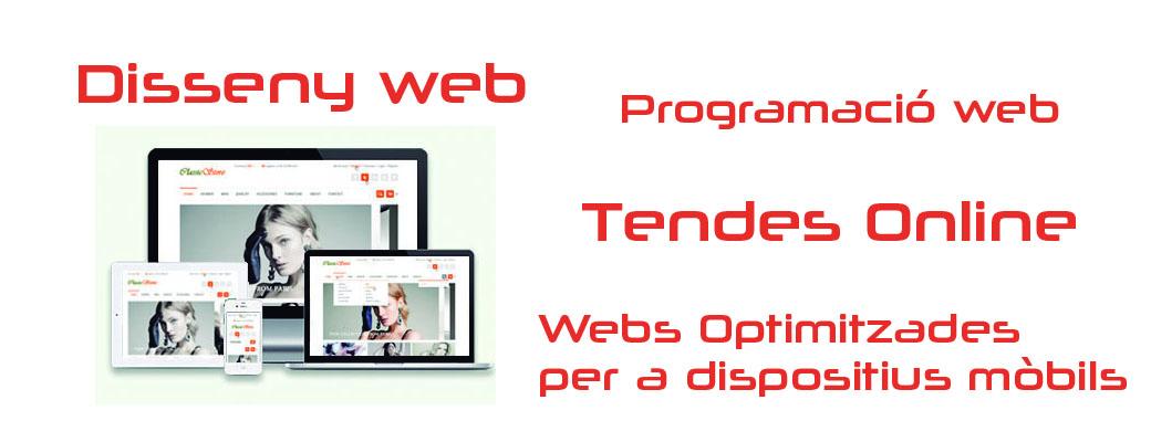 disseny web cat